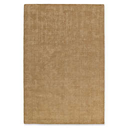 Kaleen Lauderdale Indoor/Outdoor Solid 5-Foot x 7-Foot  6-Inch Area Rug in Sand