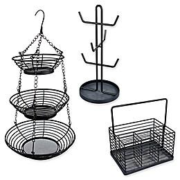 SALT™ Metal Wire Kitchen Organizer Collection