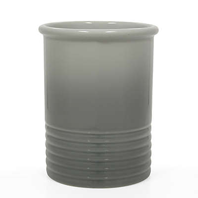 Chantel Ceramic Utensil Holder in Fade Grey