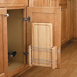 Rev-A-Shelf - 4DMCB Cabinet Door Mount Polymer Cutting Board