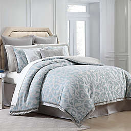 Charisma Home Legacy Comforter Set in Blue