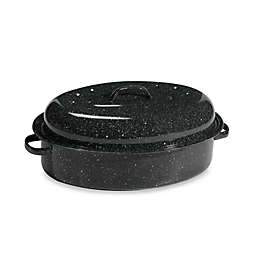 Granite Ware 15-Inch Oval Covered Roaster