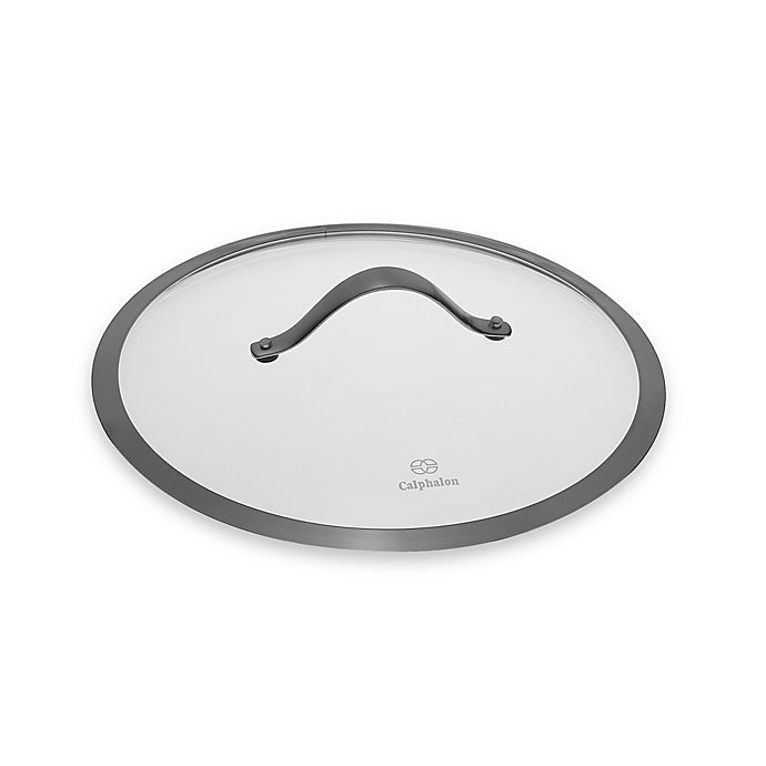 Alternate image 1 for Calphalon® Contemporary 11-Inch Glass Lid