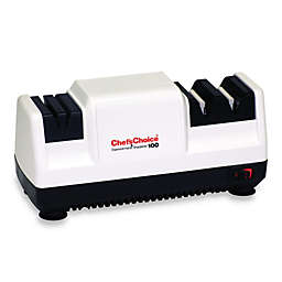 Chef'sChoice® M100 Electric Knife Sharpener with White Finish