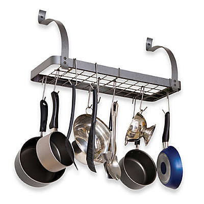 "Enclume® RACK IT UP ""Bookshelf"" Pot Rack"