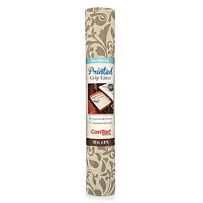 Con-Tact® Grip Print Non-Adhesive Shelf Liner