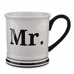 Formations Mr.Mug in Black/White