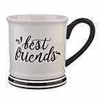 Formations  Best Friends  Mug in Black/White