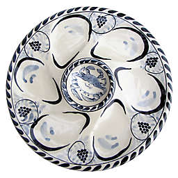 Blue Crab Bay Co.® Oyster Plate