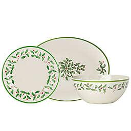 Lenox® Holiday® Melamine Dinnerware Collection