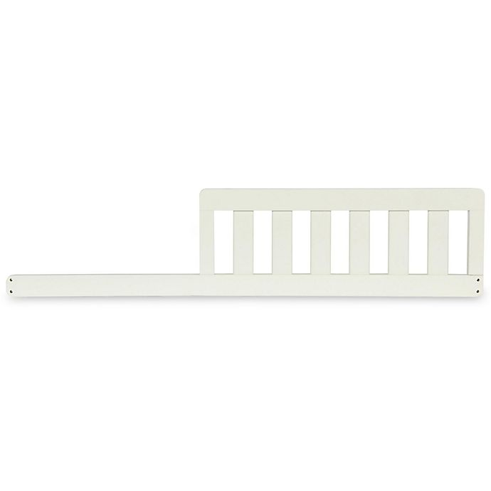 Alternate image 1 for Bertini® Wyatt Toddler Guard Rail in Classic White