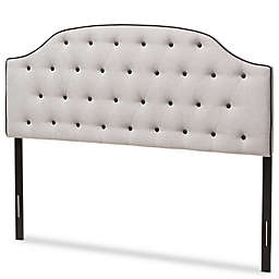 Baxton Studio Windsor Upholstered Headboard