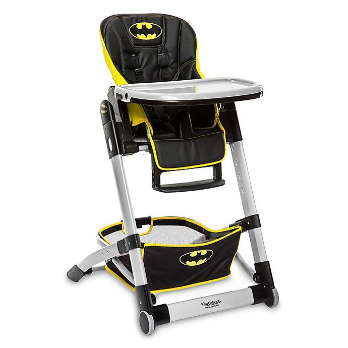 Alternate image 1 for KidsEmbrace® DC Comics Batman Deluxe High Chair
