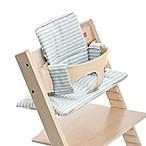 Stokke® Tripp Trapp® Cushion in Aqua Stripes