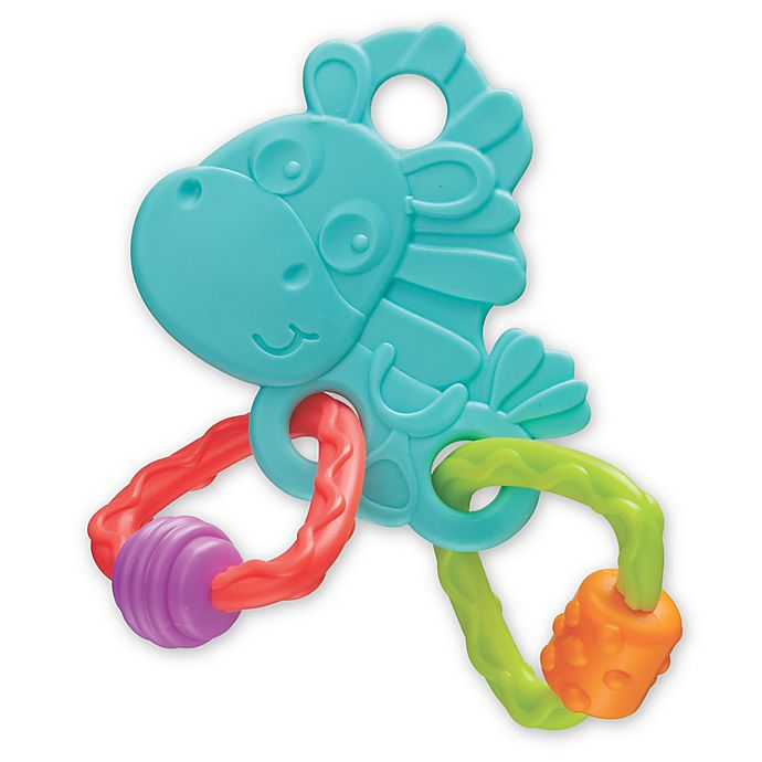 Alternate image 1 for Playgro™ Clip Clop Activity Teether