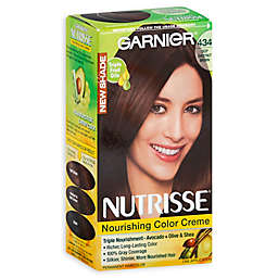 Garnier® Nutrisse Nourishing Color Crème in 434 Dark Chestnut Brown