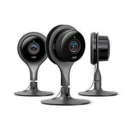 Google Nest Cam Indoor Security Camera (Set of 3)