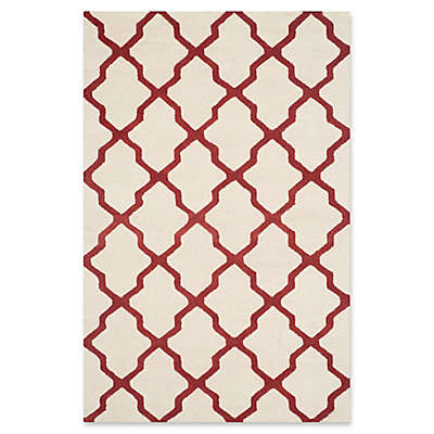 Safavieh Cambridge Quatrefoil Rug