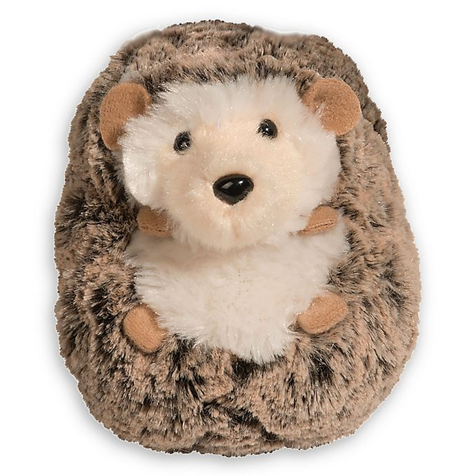 Alternate image 1 for Spunky Hedgehog Plush Toy