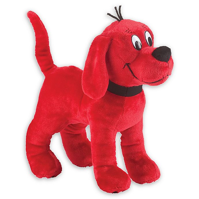 Alternate image 1 for Clifford the Big Red Dog Plush Toy