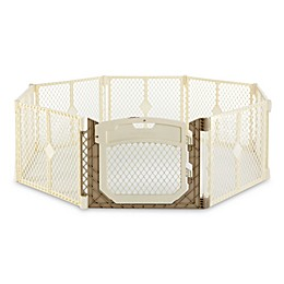 Toddleroo by North States® 8-Panel Superyard Ultimate® in Ivory