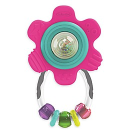 Infantino® Spin and Teethe Gummy Flower Rattle