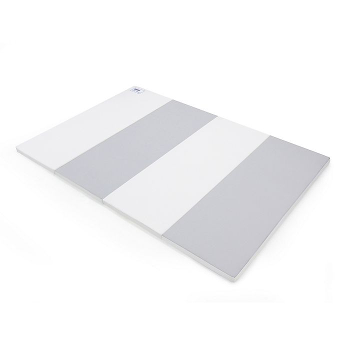 Alternate image 1 for Baby Care™ Medium Gym Mat in Modern Grey