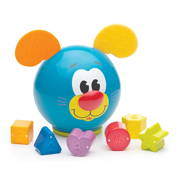 Alternate image 1 for Playgro™ Puppy Shape Sorter