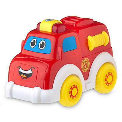 Playgro™ Lights and Sounds Fire Truck in Red/Yellow