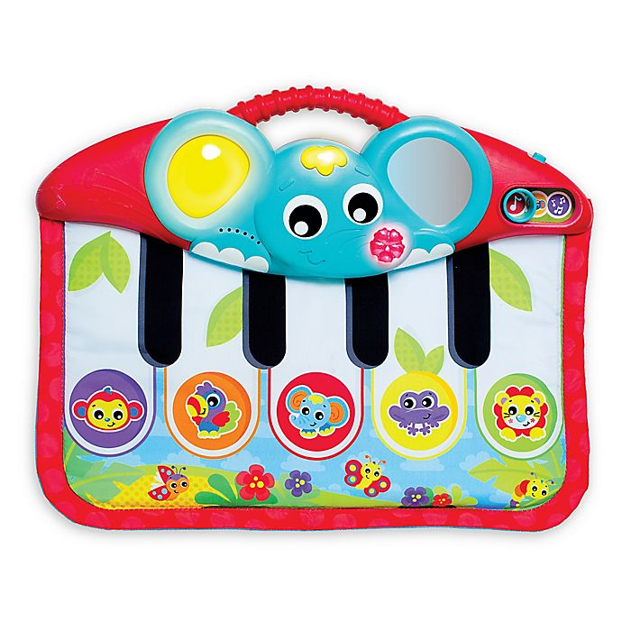 Alternate image 1 for Playgro™ Music and Lights Piano Kick Pad