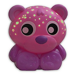 Playgro™ Goodnight Bear Nightlight in Pink/Purple