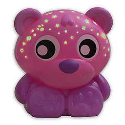 Playgro™ Goodnight Bear Nightlight in Pink/Purple