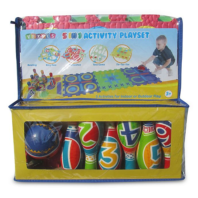 Alternate image 1 for Verdes 5-in-1 Activity Playmat