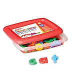 Educational Insights® AlphaMagnets® 42-Piece Multicolor Lowercase Magnetic Letters