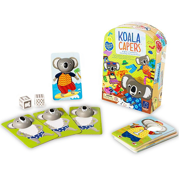 Alternate image 1 for Educational Insights® Koala Capers™ Game