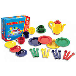 Educational Insights® 25-Piece Dishes Set