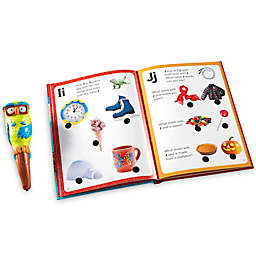 Educational Insights® Hot Dots Jr. Let's Learn the Alphabet Interactive Book & Pen Set