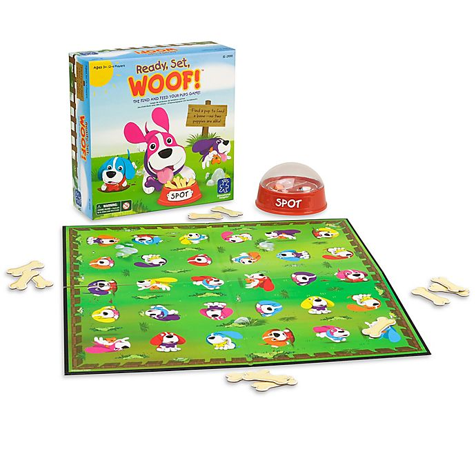 Alternate image 1 for Educational Insights® Ready, Set, Woof!™ Game