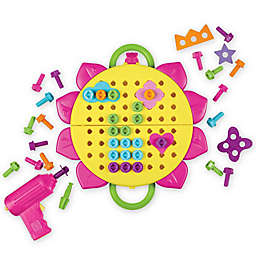 Educational Insights® Design & Drill® Flower Power Studio™