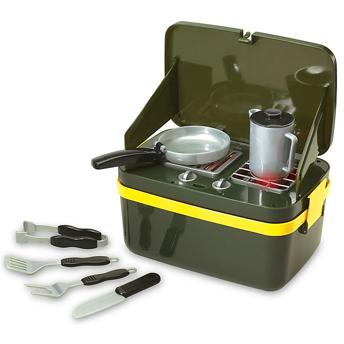 Alternate image 1 for Educational Insights® Grill-and-Go Camp Stove