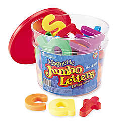 Learning Resources® Jumbo Magnetic Lowercase Letters