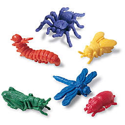 Learning Resources® 72-Piece Backyard Bugs™ Counter Set