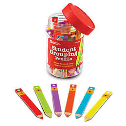 Learning Resources® Student Grouping Pencil Set