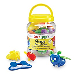 Learning Resources® Snap-N-Learn™ Shape Butterflies