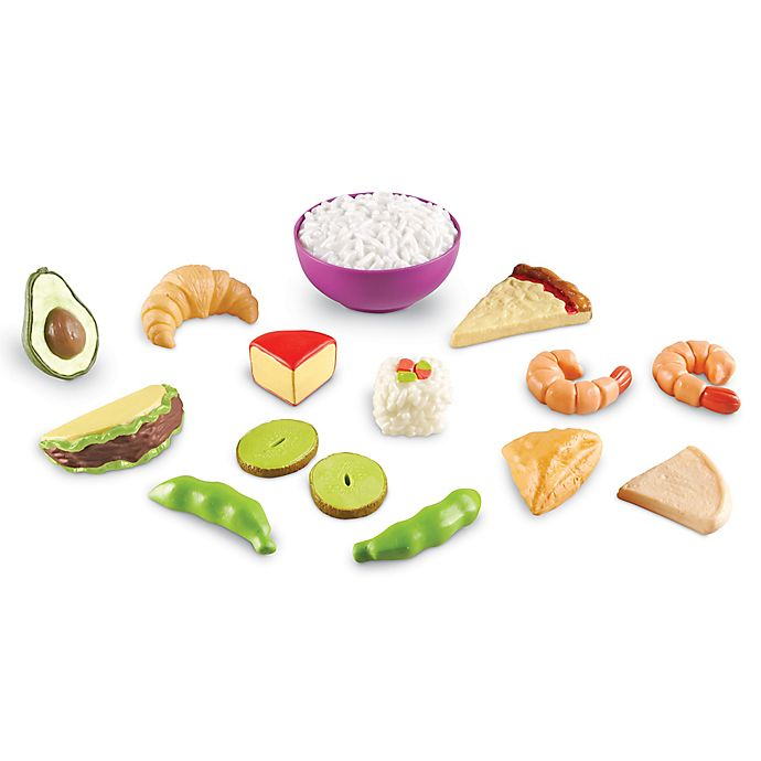Alternate image 1 for Learning Resources® New Sprouts® Multiculture Food