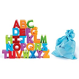 Learning Resources® 36-Piece Letter Blocks
