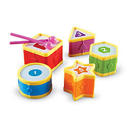Learning Resources® 7- Piece Learning Drums