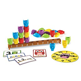 Learning Resources® 1-10 Counting Owls Activity Set