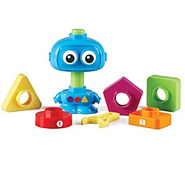 Learning Resources® Count & Build TotBot™