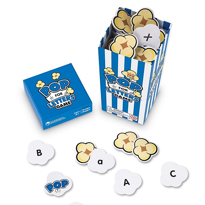 Alternate image 1 for Learning Resources® Pop for Letters™ Game